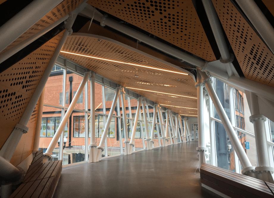 Ballston Hallways