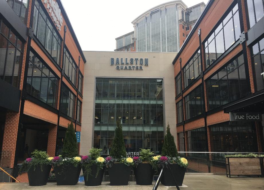 Ballston Quarter Shops